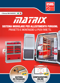 Usag - Allestimento furgoni Matrix