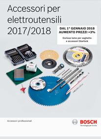 Bosch - Accessori per elettroutensili 2017/2018