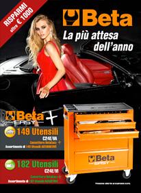 Beta Tools - Promozione cassettiera C24E